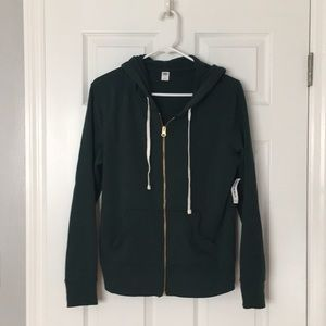 New with tags Dark Green Old Navy Hoodie